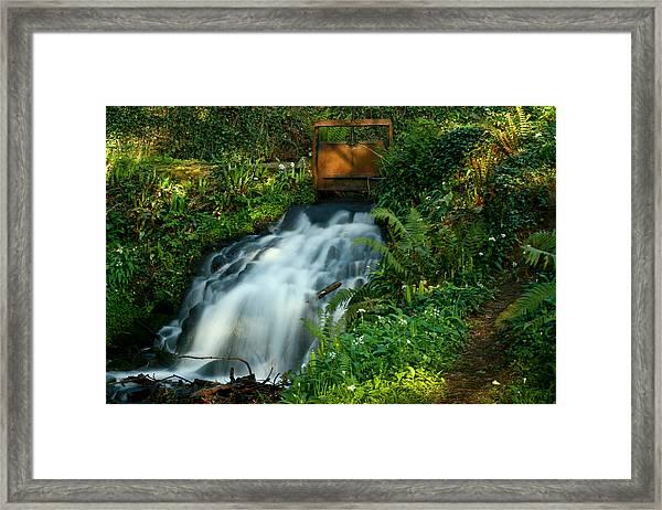Melin Tregwynt Framed Print