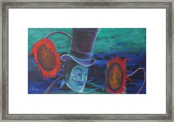 Mephisto Framed Print