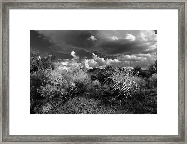 Mesa Dreams Framed Print