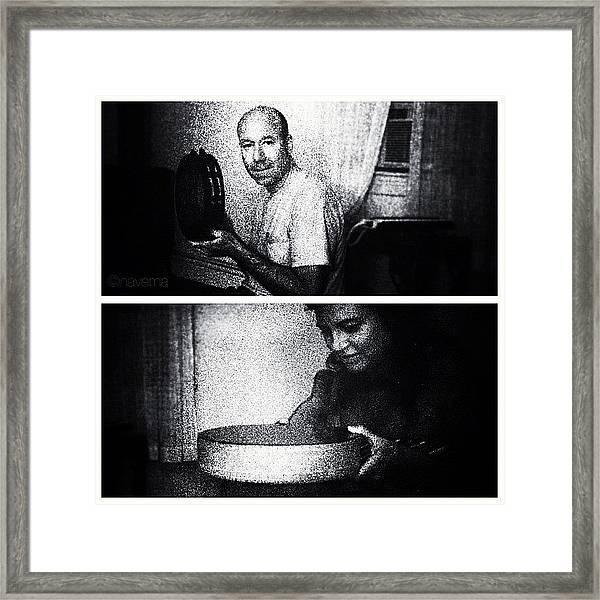 Midnight Music Framed Print