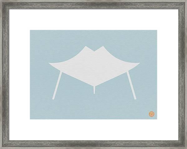 Modern Chair Framed Print