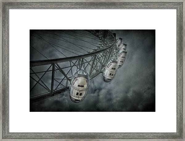 More Then Meets The Eye Framed Print
