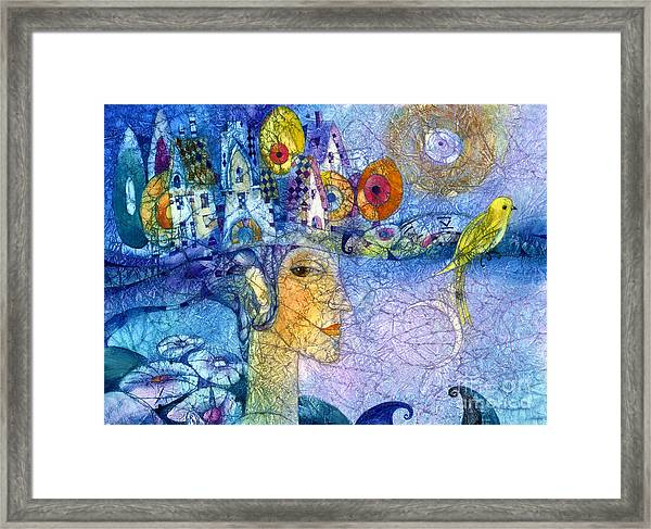 Morning Song Framed Print by Svetlana and Sabir Gadghievs