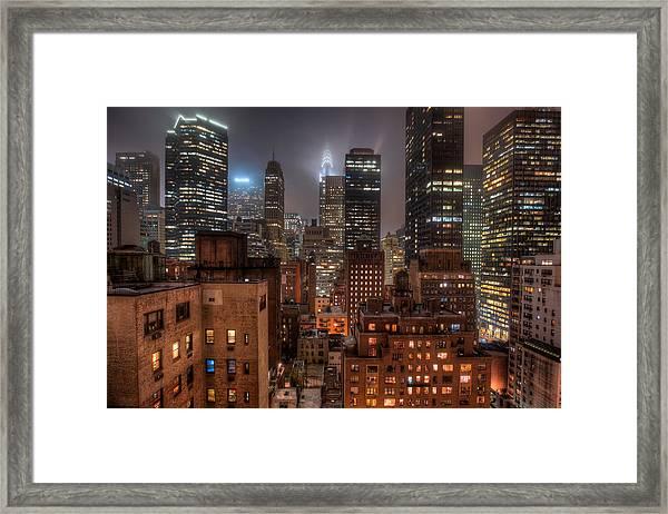 Murray Hill Framed Print