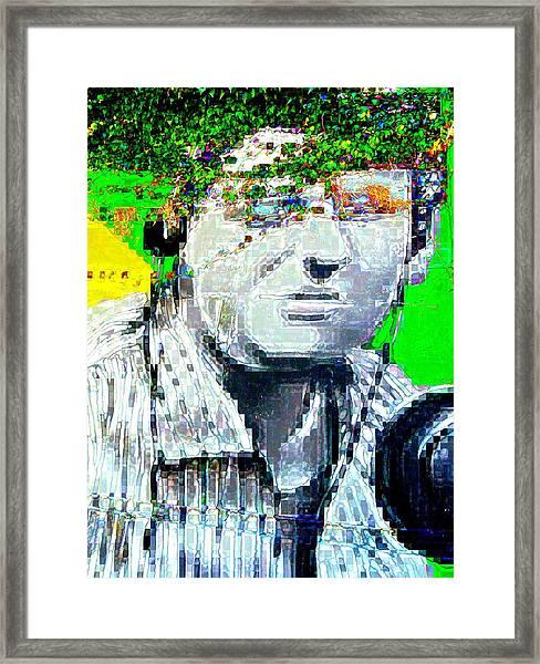 Musician Framed Print