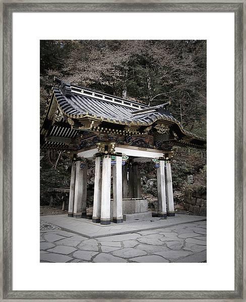 Nikko Architecture Framed Print