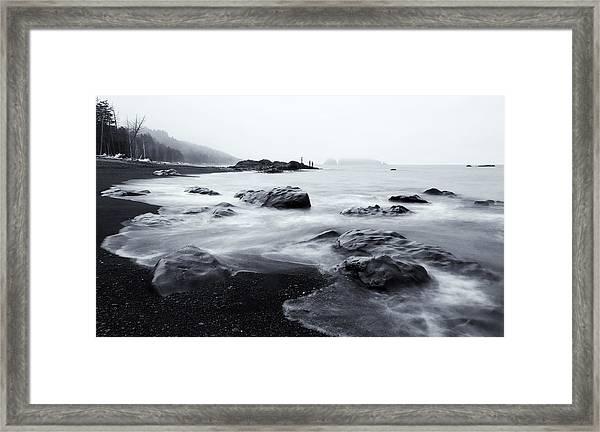 Ocean Alive Framed Print