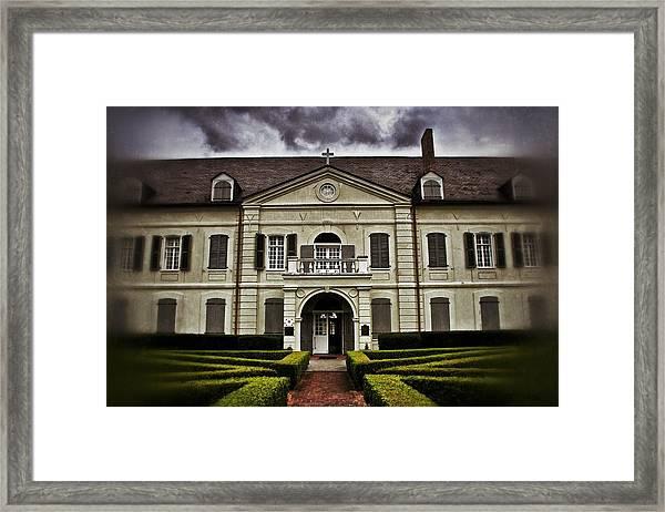 Old Ursuline Convent Framed Print