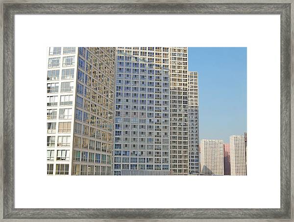 On And On And On Framed Print