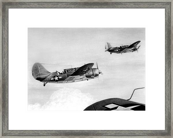 Pacific Punch Framed Print by Lyle Brown