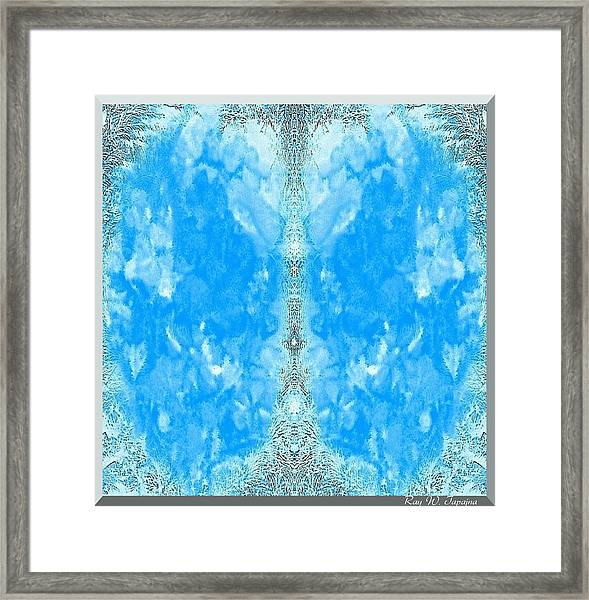 Parallel Universe  Framed Print by Ray Tapajna