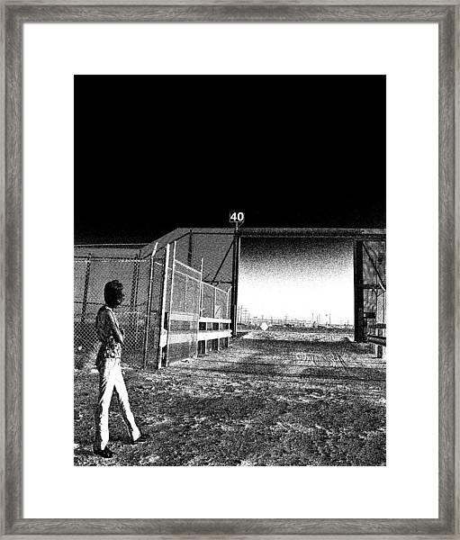 Passage Framed Print