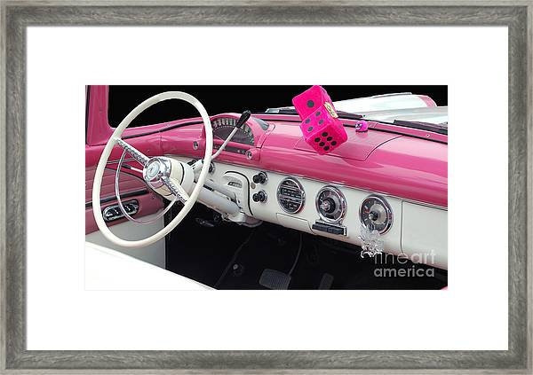 Pink Classic Framed Print