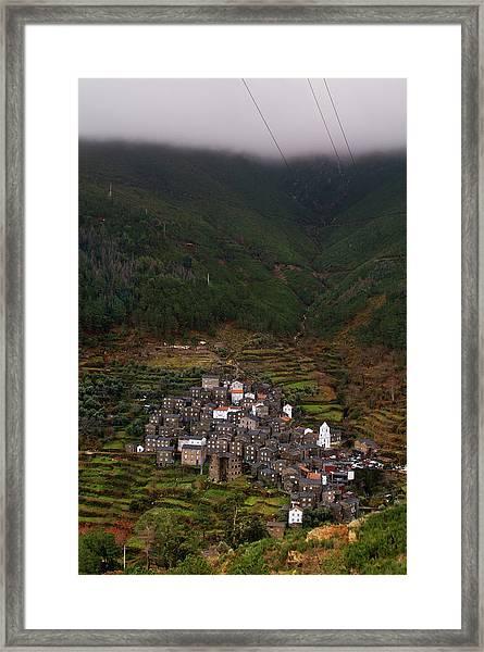 Piodao Framed Print by Dias Dos Reis
