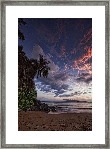 Poolenlena Framed Print