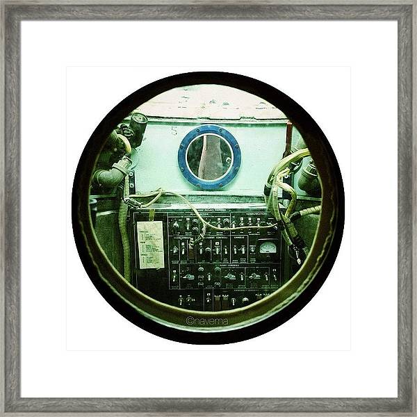 Project Manhigh Gondola Framed Print