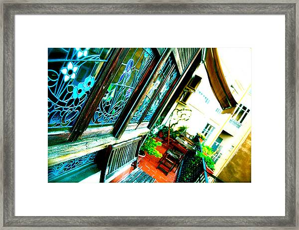 Framed Print featuring the photograph Quietude by HweeYen Ong