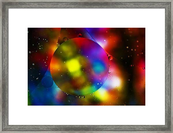 Rainbow Warrior Framed Print