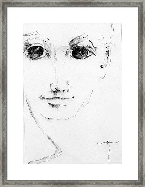 . Framed Print