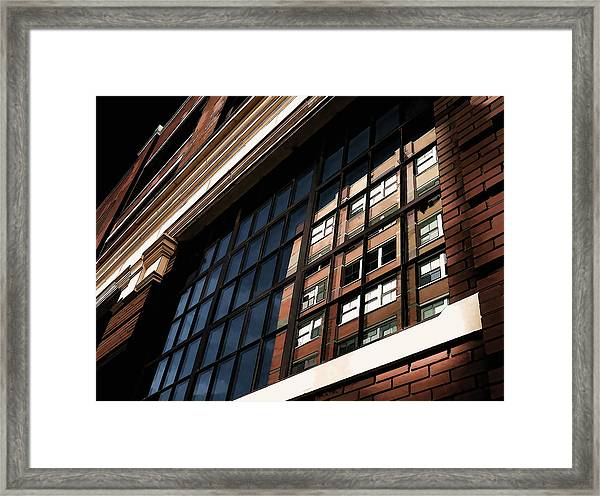 Reflection 1409 Framed Print