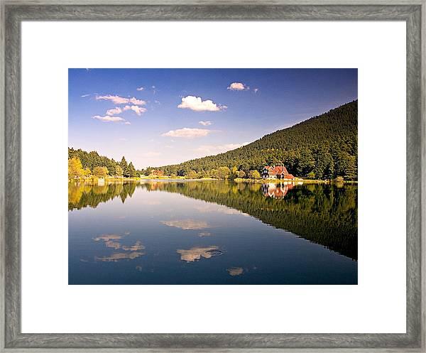 Reflection - 2 Framed Print
