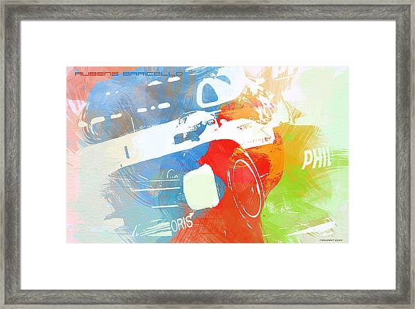 Rubens Baricello Framed Print