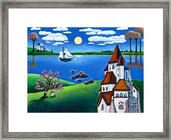 Sail Away Framed Print