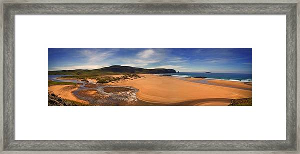 Sandwood Bay Framed Print