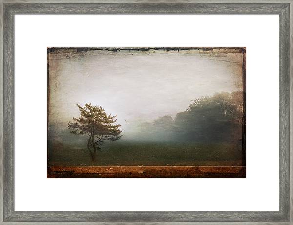 Season Of Mists Framed Print