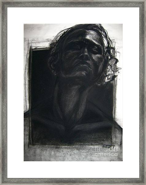 Self Portrait 2008 Framed Print