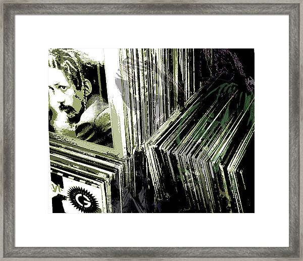 Shadows Framed Print by Joey Sack