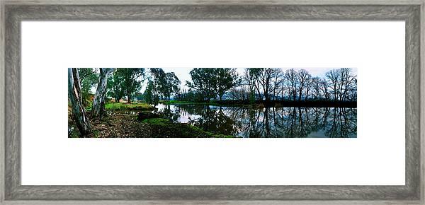 Shelley Creek Framed Print