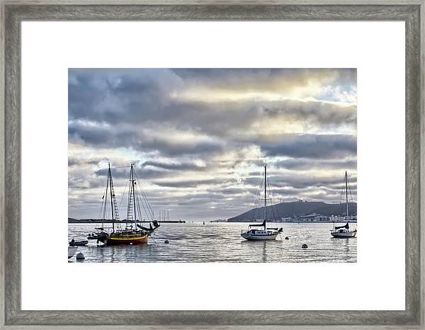 Shelter Island 2 Framed Print