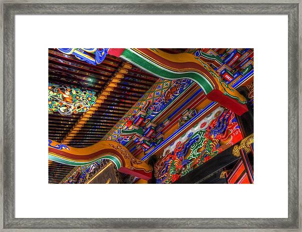 Shrine-1 Framed Print