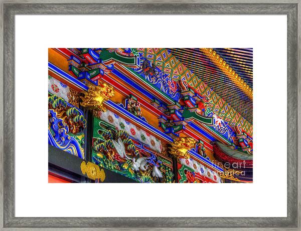 Shrine-5 Framed Print