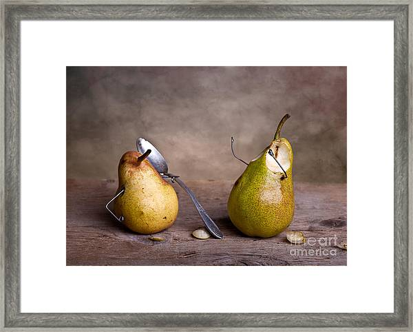 Simple Things 15 Framed Print
