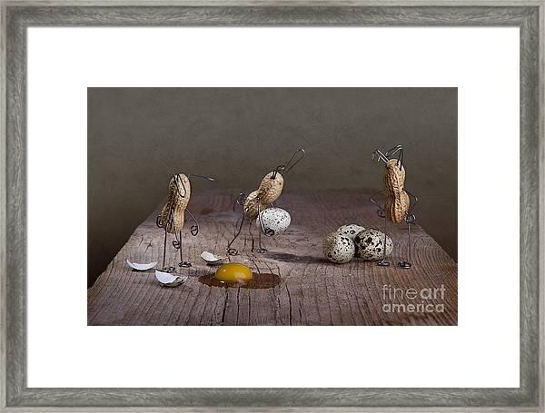 Simple Things Easter 04 Framed Print