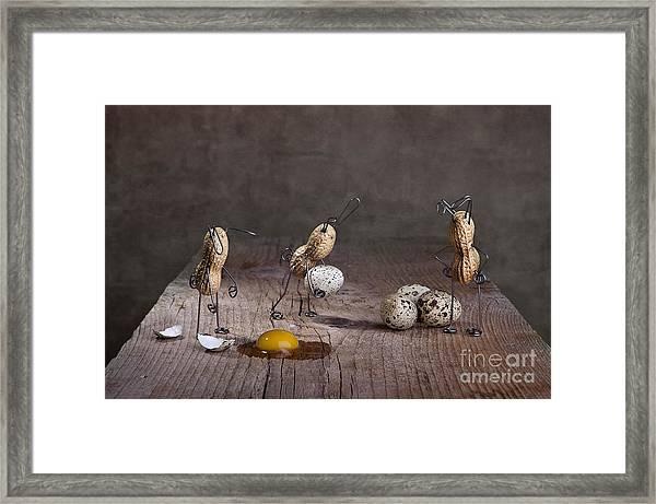 Simple Things Easter 06 Framed Print