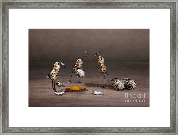 Simple Things Easter 10 Framed Print