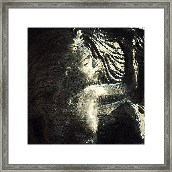 Siren Framed Print