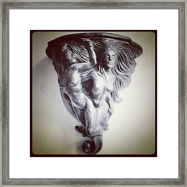Sirens Framed Print