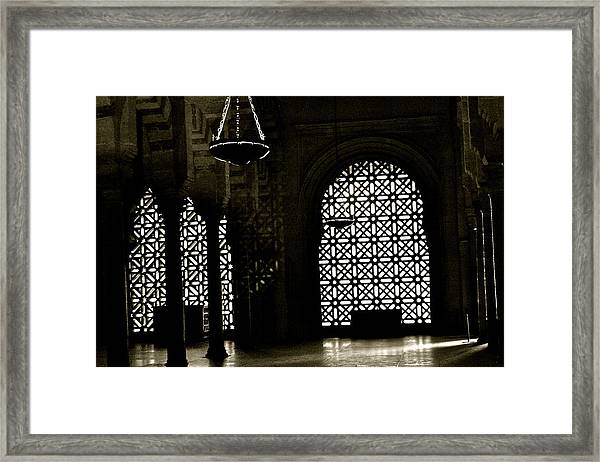 Framed Print featuring the photograph Solace by HweeYen Ong