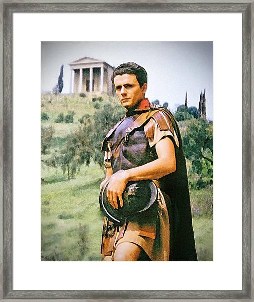 Spartacus Framed Print