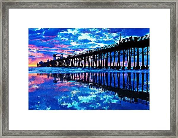 Spellbound Framed Print by Donna Pagakis