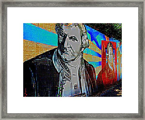 Statesmen Framed Print