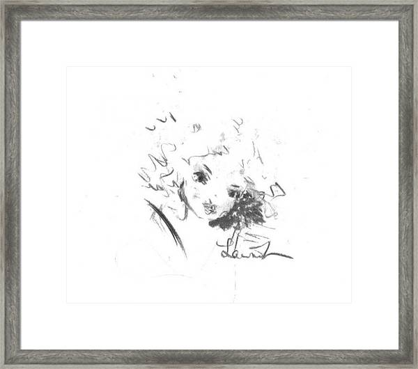 Just Country Framed Print