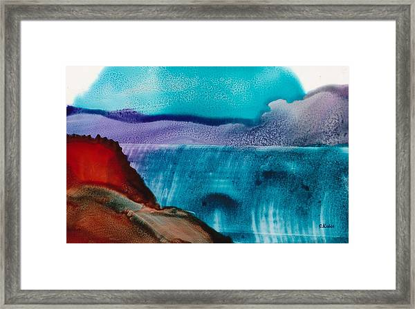 Still Waters Framed Print by Susan Kubes