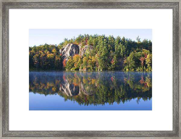 Stonehouse Pond  Framed Print