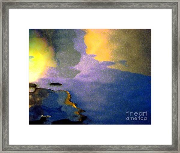 Strange Landscape 2 Framed Print