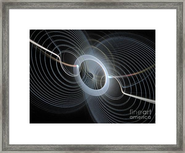 String Quartet Framed Print